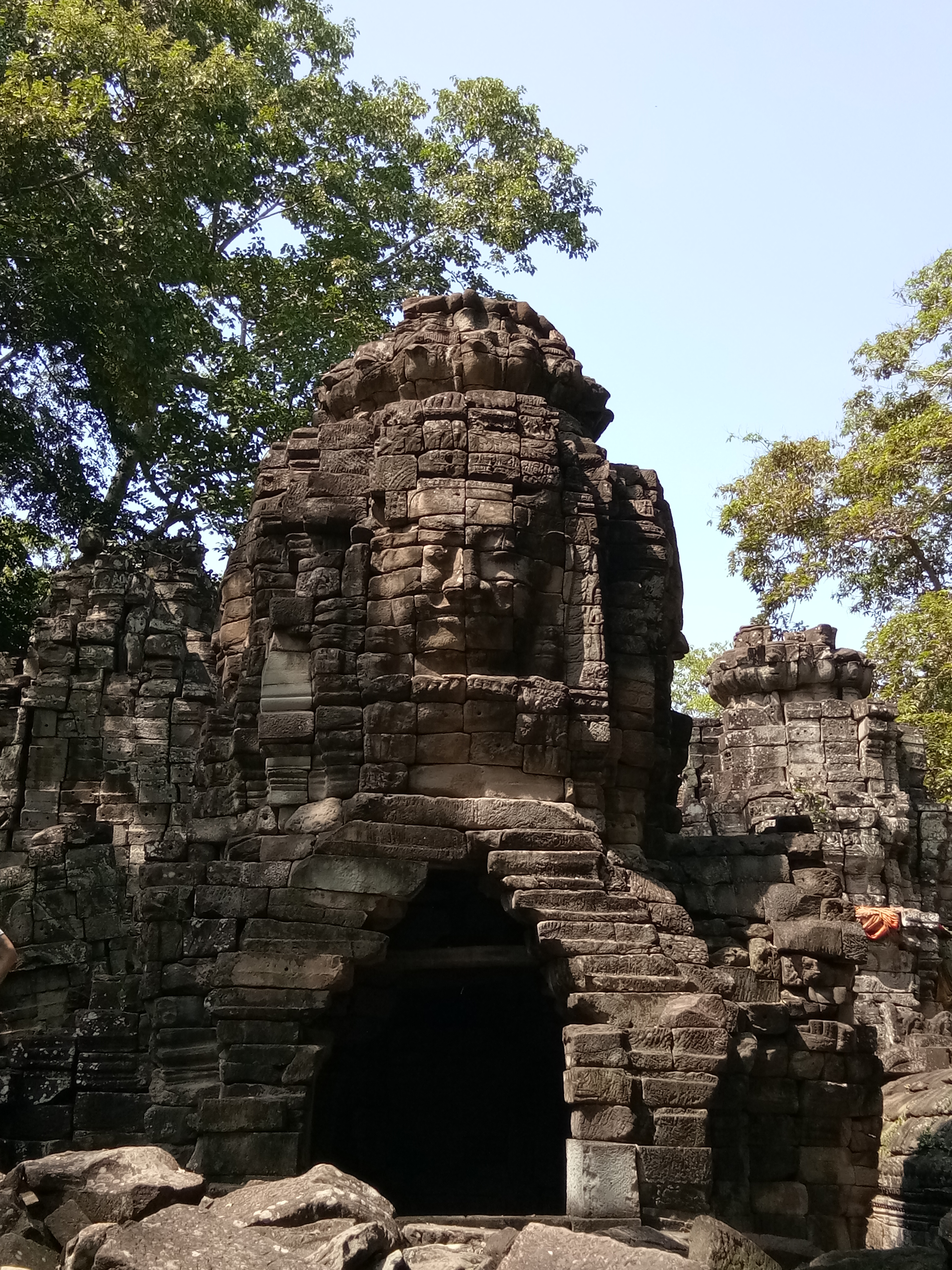 Forgotten temple of Banteay Chhmar