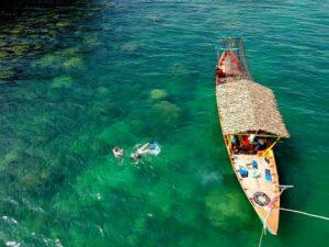 Kep boat