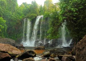 Phnom Kulen Waterfall